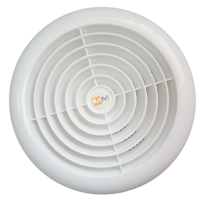 Вентилатор ММ120кр клапа