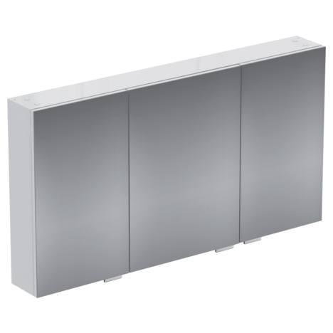 Connect Space Горен шкаф огледало 130 cm