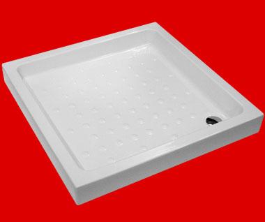 Керамично душ корито квадратно 80см х 80см - FAYANS