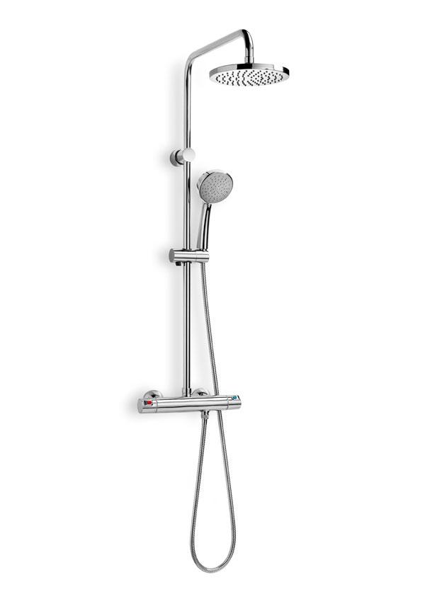 Термостатична душ колона Victoria - ROCA A5A9718C00