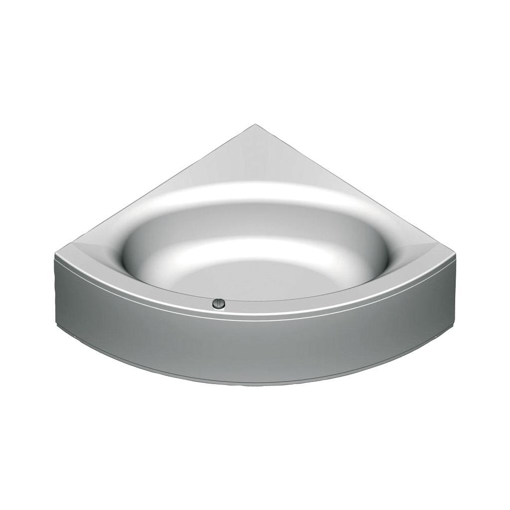 Connect Ъглова вана 150x150 cm за комбинация с панели