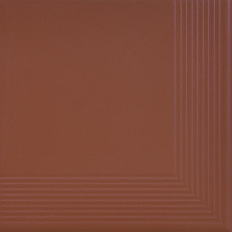 Burgund - ъглова стъпална плочка 30x30(11mm)