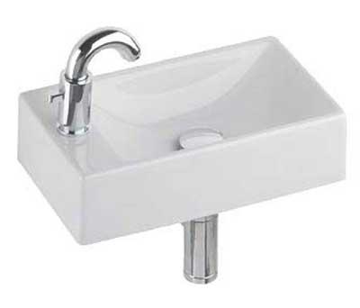Мивка за баня (лява) Quattro - KOLO