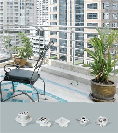 Сифони за балкони, Производител Mesa Teknik