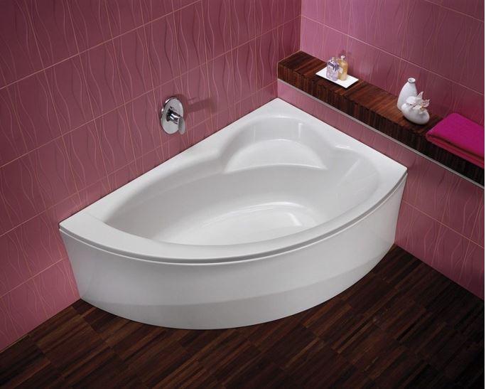 Асиметрична вана - дясна 140x100см Neo Plus - KOLO