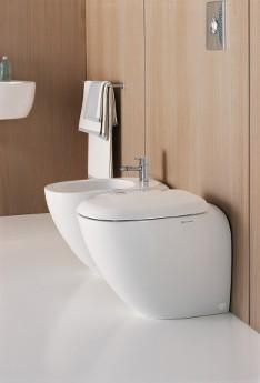 Капак за тоалетна със забавено падане Ego - KOLO