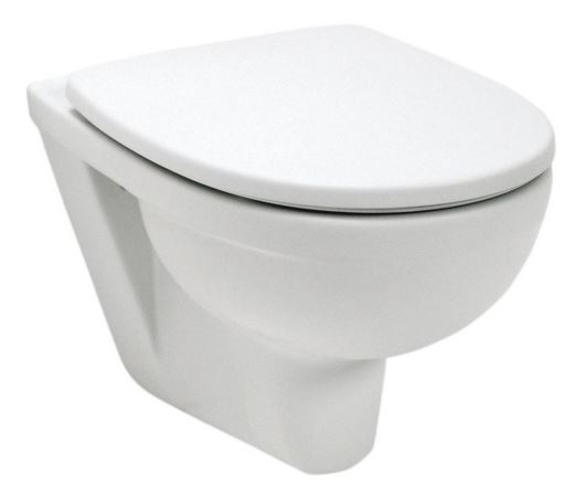 Висяща тоалетна чиния и капак Primo - KOLO