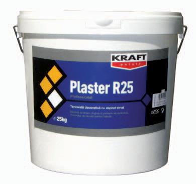 PLASTER К10, К20, R15, R25