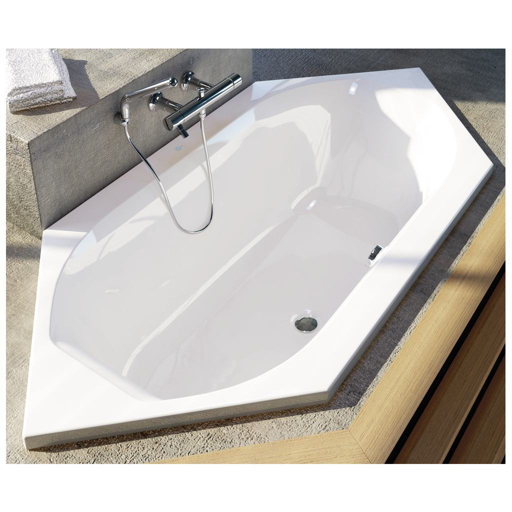 Шестоъгълни вани