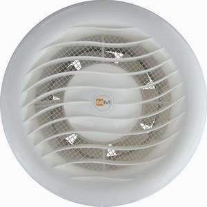 Вентилатор МТВ100 с клапа