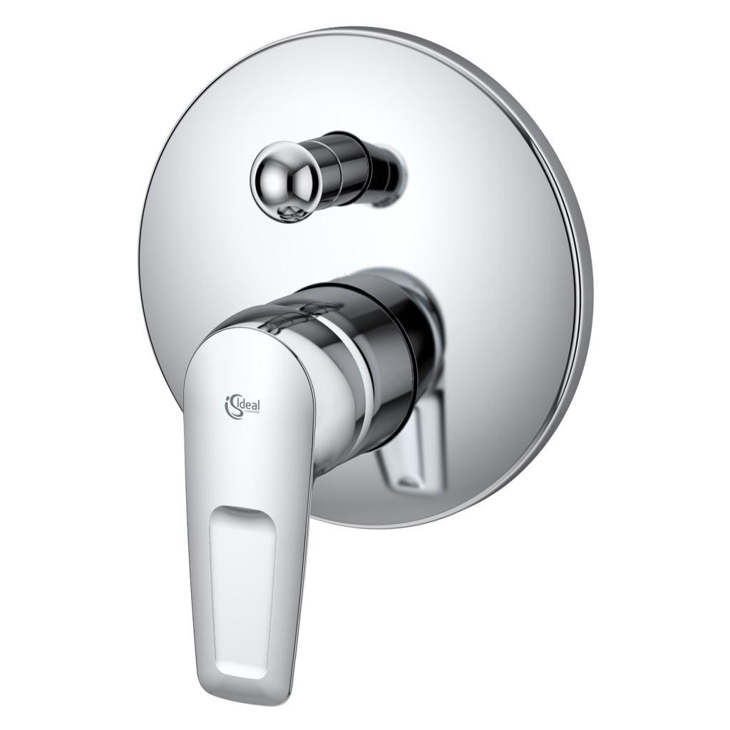 Ceramix Blue Смесител вграден за вана/душ