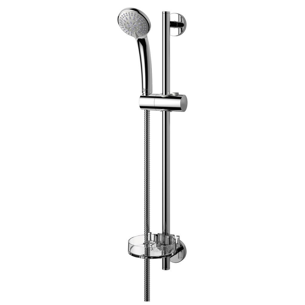Idealrain Душ комплект с трифункционален ръчен душ S3