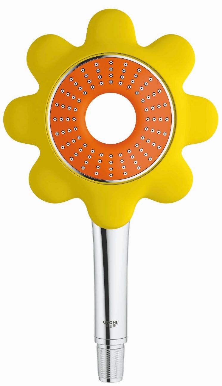 Ръчен душ Rainshower Icon Sunflower GROHE