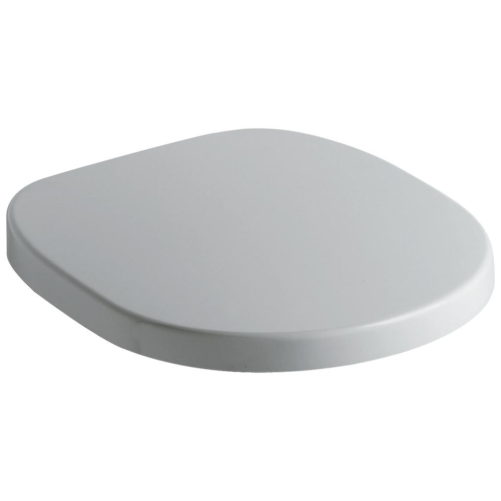 Connect Тоалетна седалка от дуропласт, метални панти