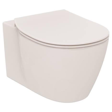 Конзолна тоалетна чиния с напълно скрито присъединяване, със затворен ринг Ideal Standard E771801