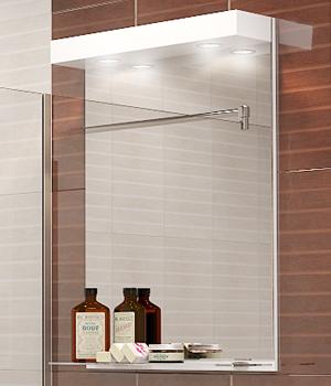 Горен шкаф за баня Коло