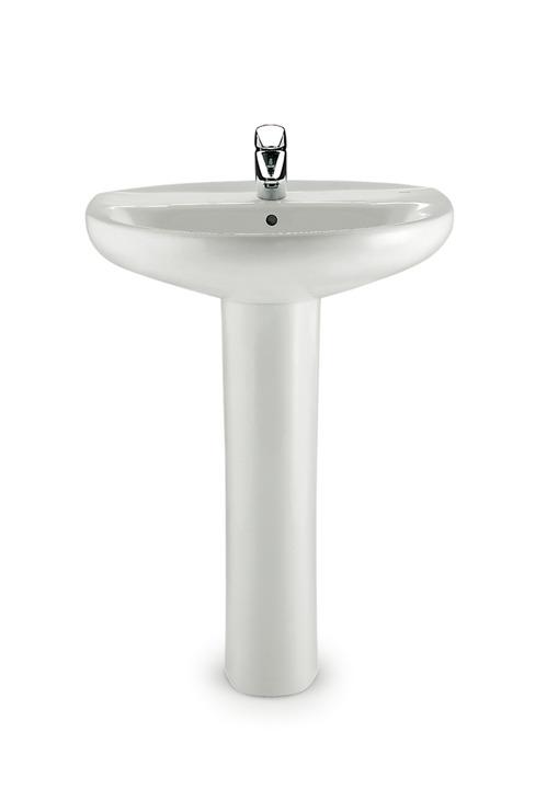 Порцеланова конзола за мивка Victoria - ROCA