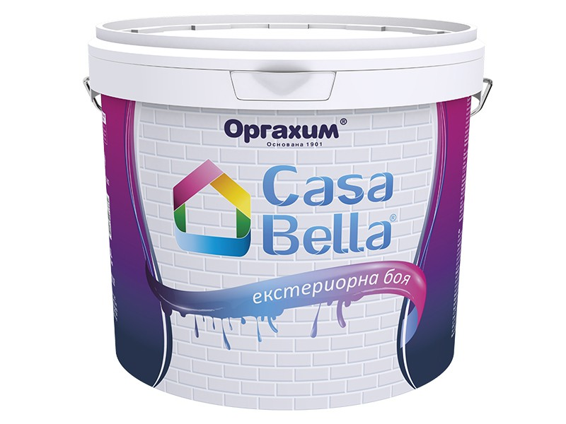 Casa Bella екстериорна боя