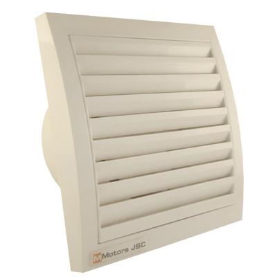 Вентилатор HCS-ММ100кв клапа
