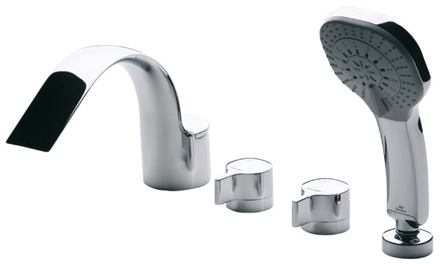Смесител за вана и душ с чучур Melange - IDEAL STANDARD