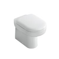Стояща тоалетна и седалка плавно затваряне Playa - IDEAL STANDARD