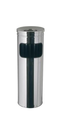 Кош с пепелник за заведения, Производител Те-МА, Сериен номер: 6043 Размер: 21 х 60 см;
