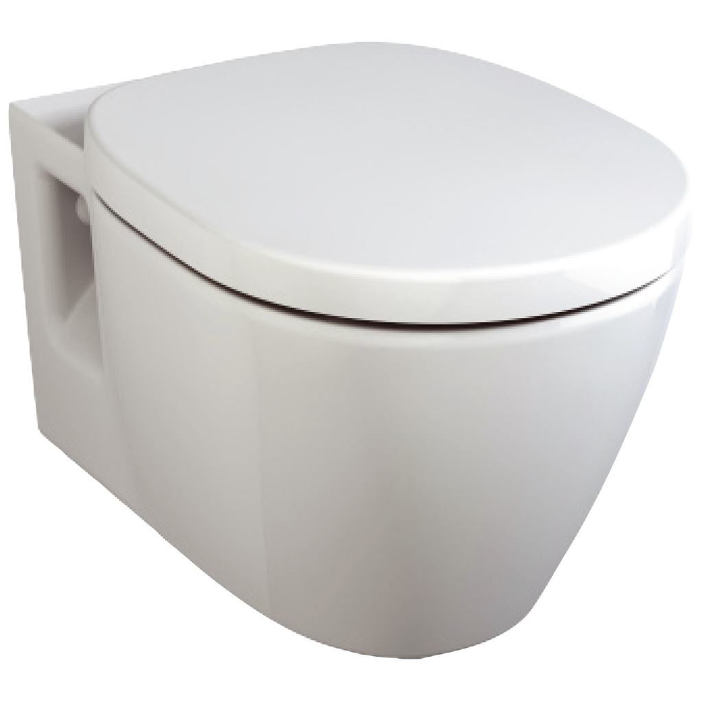 Connect Конзолна тоалетна чиния