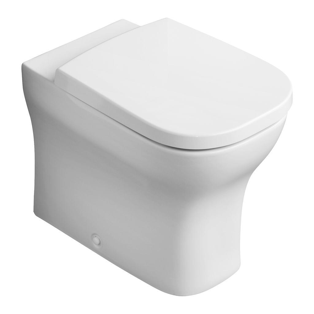 Active Тоалетна седалка от дуропласт, с плавно затваряне