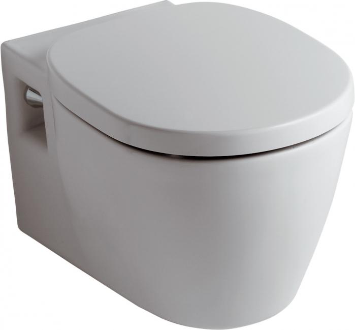 Конзолна тоалетна чиния със затворен ринг - IDEAL STANDARD E803501