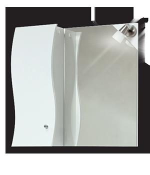 Горен шкаф за баня Багира