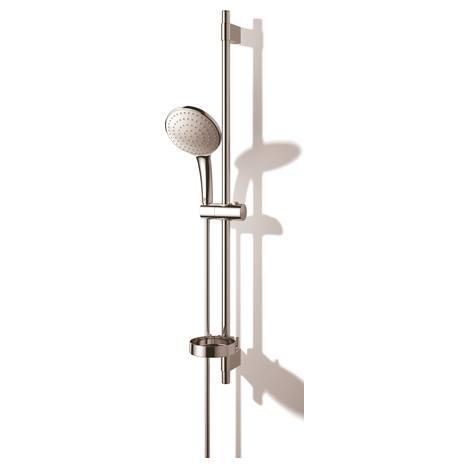 Idealrain Душ комплект, тръбно окачване 900 mm с еднофункционален ръчен душ XL1