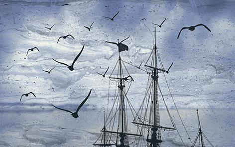 Готик Кораб 1 - 5633