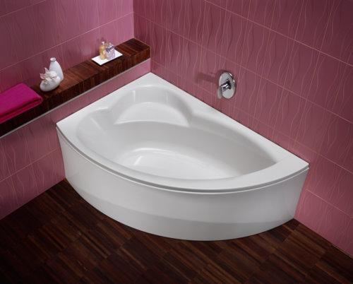 Асиметрична вана - лява 140x100см Neo Plus - KOLO