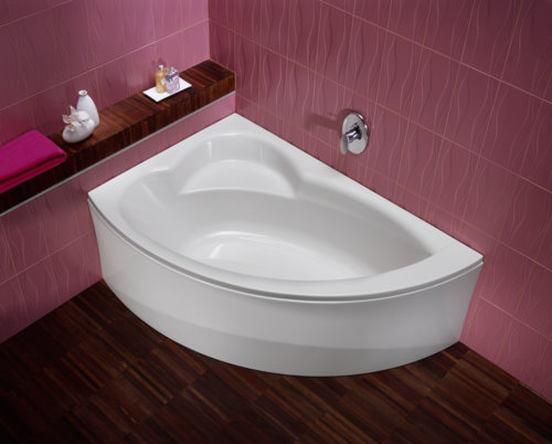 Ъглова вана - лява 150x100см Neo Plus - KOLO