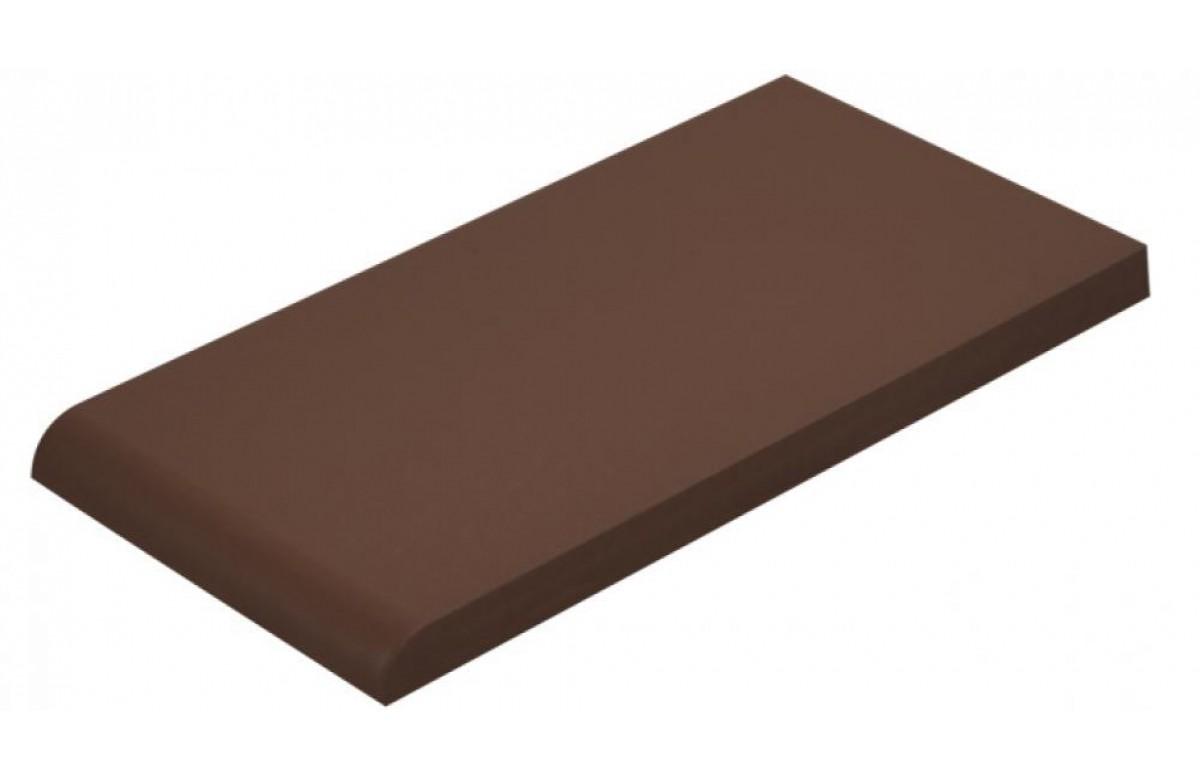 Brown - прозоречна плочка 24,5x13,5(13mm)