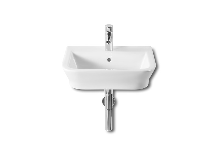 Стенна мивка 50см The Gap - ROCA