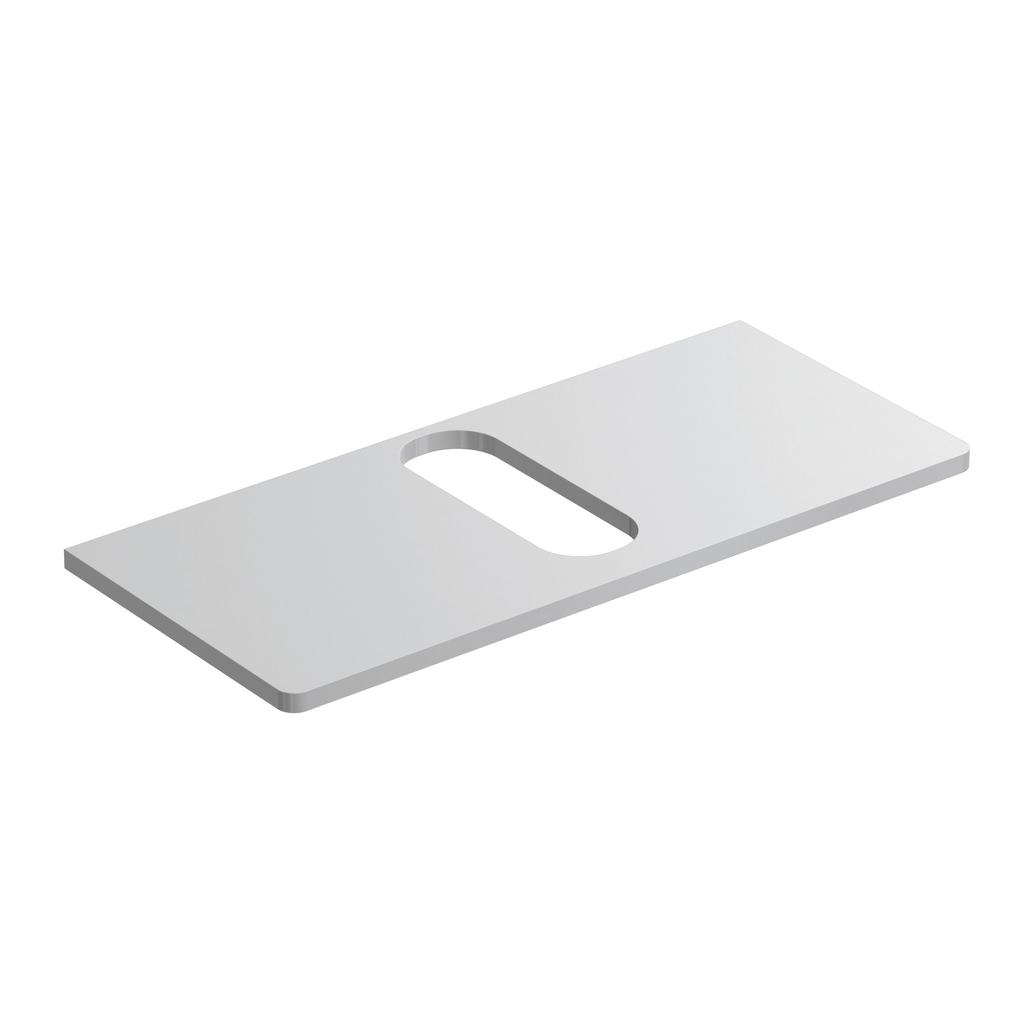 Softmood Плот 100 cm за инсталиране на мивка 55 cm за монтаж върху плот