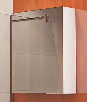 Горен шкаф за баня Лукс