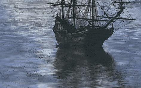 Готик Кораб 2 - 5634