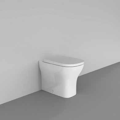 Стояща тоалетна чиния Active - IDEAL STANDARD