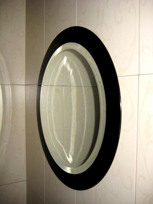 Кръгло огледало с Lacobel®
