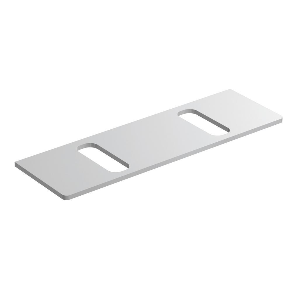 Softmood Плот 140 cm за инсталиране на мивка 55 cm за монтаж върху плот