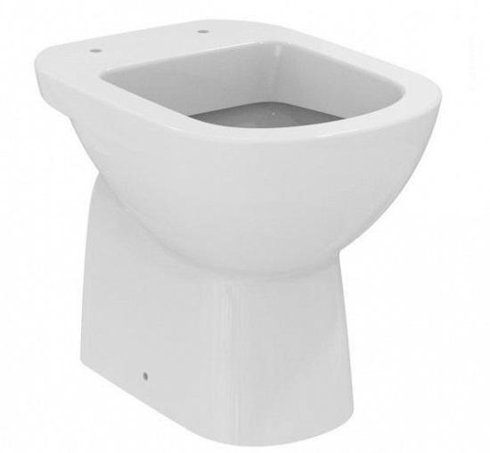 Тоалетна с хоризонтално оттичане Tempo - IDEAL STANDARD
