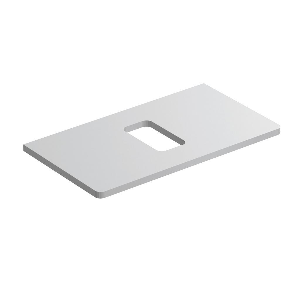 Softmood Плот 80 cm за инсталиране на мивка 60 cm за монтаж върху плот