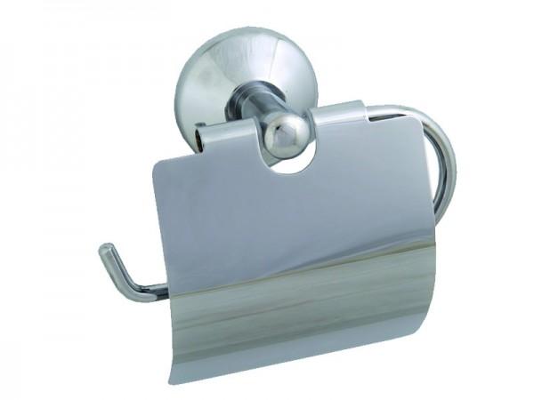 Държач за тоалетна хартия с капак - 206