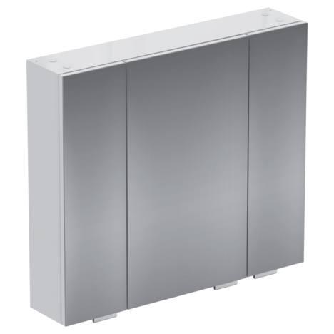 Connect Space Горен шкаф огледало 80 cm
