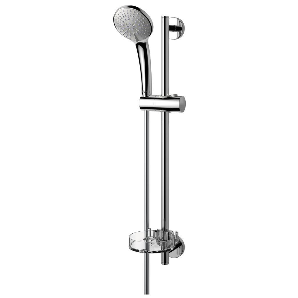 Idealrain Душ комплект с трифункционален ръчен душ M3