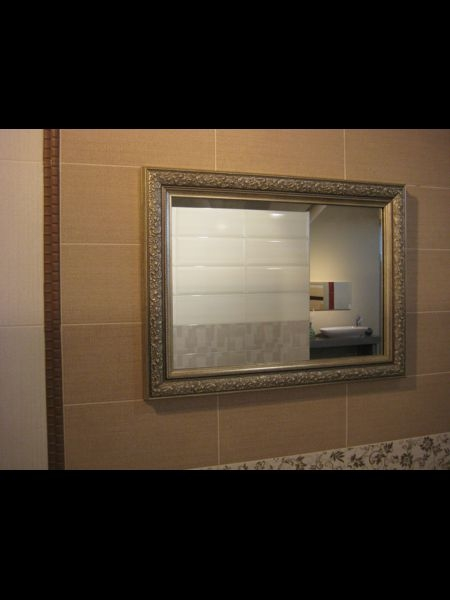 Огледало с PVC рамка