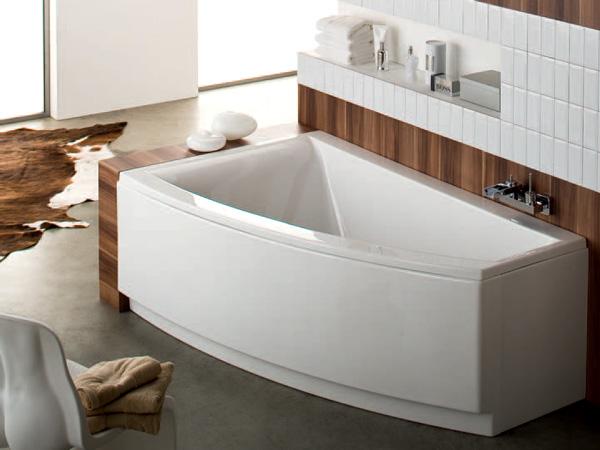 Асиметрична вана 160x100см Clarissa - KOLO