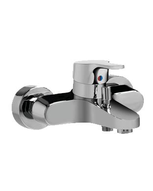 Vidima Joy - Смесител стенен за вана/душ